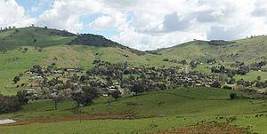 Bethanga, Victoria - Bethanga township