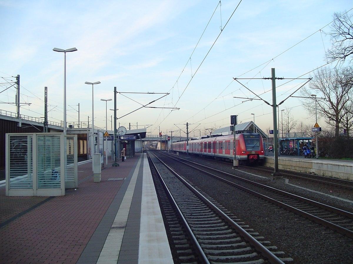 Bahnhof Köln Porz