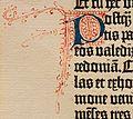 Biblia de Gutenberg, 1454 (Letra P) (21213424893).jpg