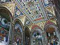 Biblioteca Piccolomini - Catedral de Siena.JPG