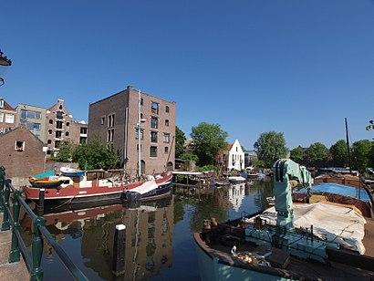 Hoe gaan naar Bickersgracht met het openbaar vervoer - Over de plek