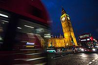 Big Ben between two London buses.jpg
