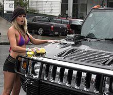 Car Wash Rotating Brush Damage