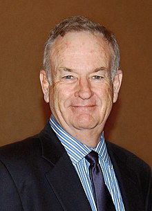Reilly on Bill O Reilly  Political Commentator    Wikipedia  The Free