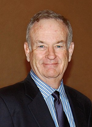 Bill O'Reilly (political commentator) - O'Reilly in Philadelphia, September 2010