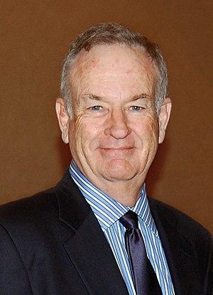 Bill O'Reilly cover