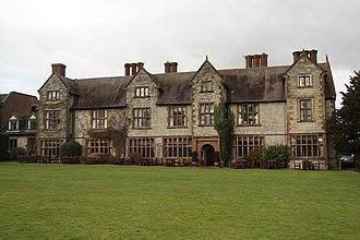 Billesley, Warwickshire - Billesley Manor Hotel