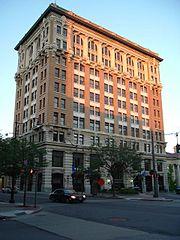 Binghamton Security Mutual Building