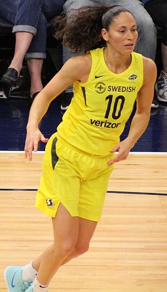 Sue Bird - Bird in 2018