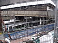 Birmingham New Street Station - hole in the wall - London Midland City train (5231162789).jpg