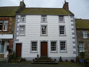 Richard Cameron (Covenanter) - Cameron's birthplace in Falkland
