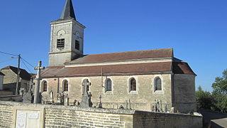 Bissey-la-Côte Commune in Bourgogne-Franche-Comté, France