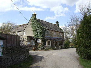 Black Bourton - The Vines hotel and restaurant