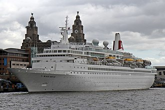 Black Watch (ship) - Black Watch in Liverpool in 2015.