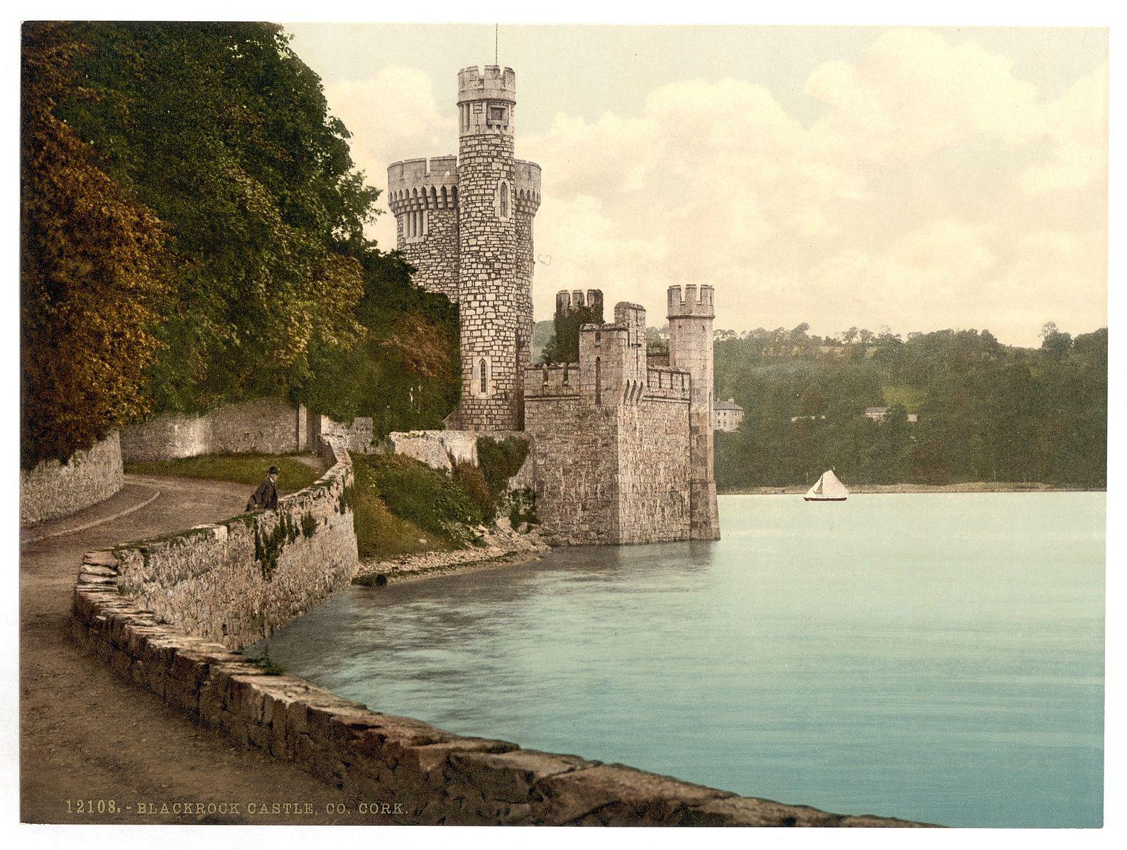 Castle in County Cork Ireland