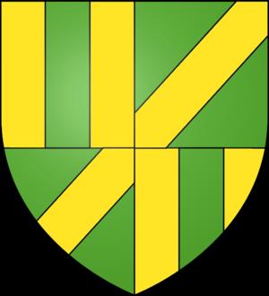 Pouancé - Image: Blason ville fr Pouancé (Maine et Loire) 2