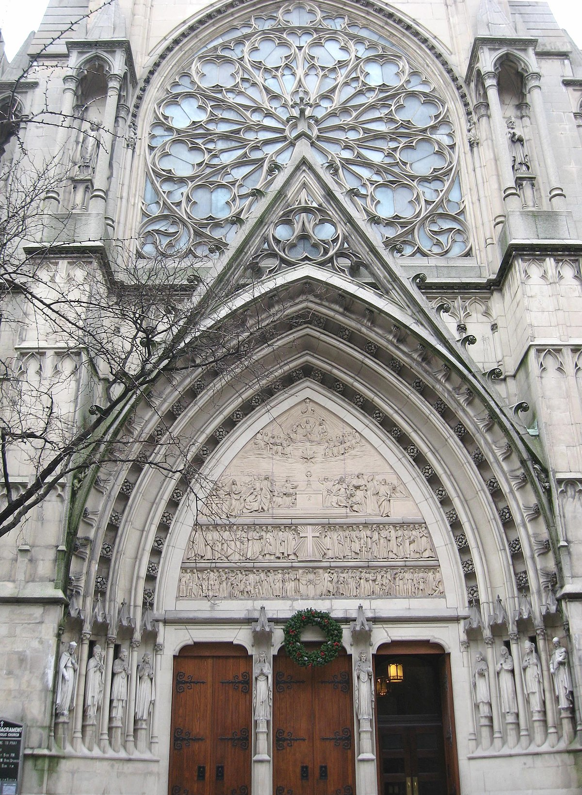 Upper East Side Manhattan Church Food Service Soup Kitchen