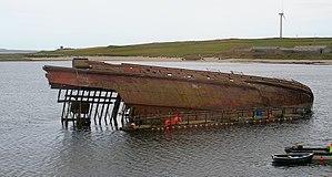 Scapa Flow - Blockship, Scapa Flow