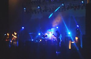 Block Out (band) - Block Out performing live on Nisomnia festival in 2007