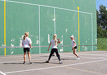 International fronton