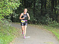 Blond triathlete running in Spijkenisse.jpg
