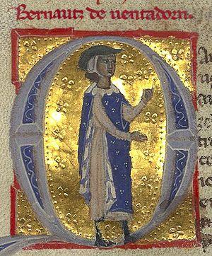 Bernard de Ventadorn (ca. 1130-1190)