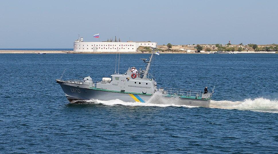 Boat U170 Skadovsk 2012 G1