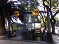 Boca de acceso Gral San Martín 01.jpg