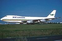 Boeing 747-2Q2BM, Air Gabon AN1053763.jpg