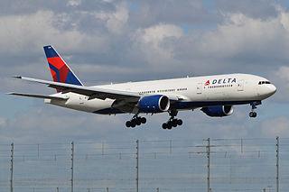 Delta Air Lines fleet