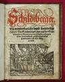 Bok av Johann Schiltberger - Skoklosters slott - 47982.tif