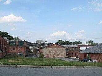 Adamstown, Pennsylvania - Bollman Hat Factory