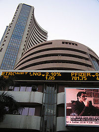 role of bombay stock exchange in indian stock market