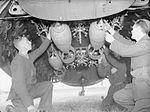 Bombing up Hudson RAF Leuchars WWII CH 979.jpg