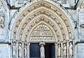 Bordeaux - Cathédrale St André - Portail des Flèches.jpg