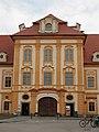 Borovany, Žižkovo náměstí 1, klášter (4815).jpg