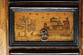 Bottega forse della germania meridionale, stipo con intarsi, 1610 ca. 07.JPG