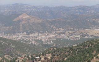 Bounouh Commune and town in Tizi Ouzou, Algeria