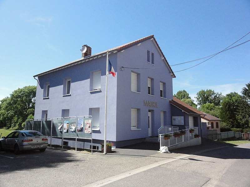Bourgaltroff (Moselle) mairie