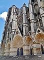 Bourges Cathédrale Saint-Étienne Fassade 5.jpg