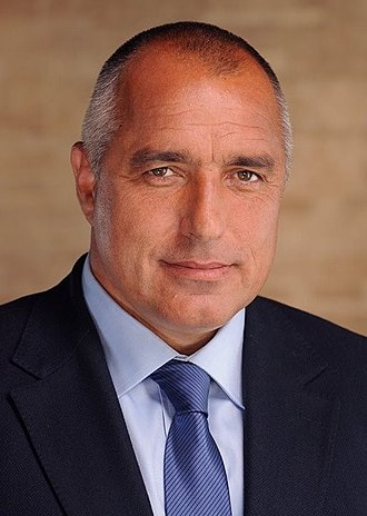 2017 Bulgarian parliamentary election - Boyko Borisov