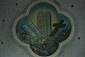 Bozie prikazania freska Krasny Brod 1991.jpg