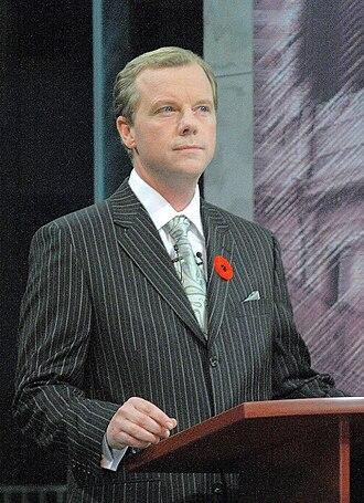 Saskatchewan general election, 2007 - Image: Brad Wall