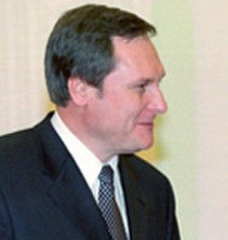Social Democratic Party (Moldova) - Dumitru Braghiș