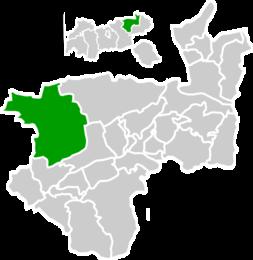 Lage im Stadtteil Kufstein