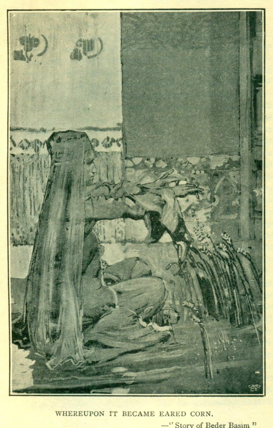 Brangwyn, Arabian Nights, Vol 5,1896 (3)