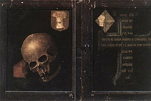 Memento mori - Image: Braque Family Triptych closed WGA