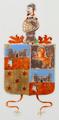 Brasão de armas de Francisco da Silva Mendes da Fonseca - Companhia das Índias, Reinado Jiaqing (1796-1800).png