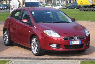 Fiat Bravo (2007) - Fiat Bravo Sport