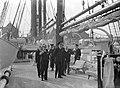 Braziliaans opleidingsschip Almirante de Saldanhas in Amsterdam. Bezoek van p…, Bestanddeelnr 902-4340.jpg